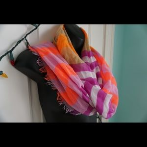 Accessories - Soft Vibrant Printed Scarf